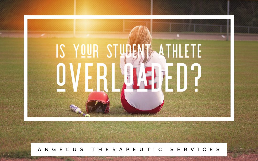 How to Tell if Your Student Athlete is Overloaded