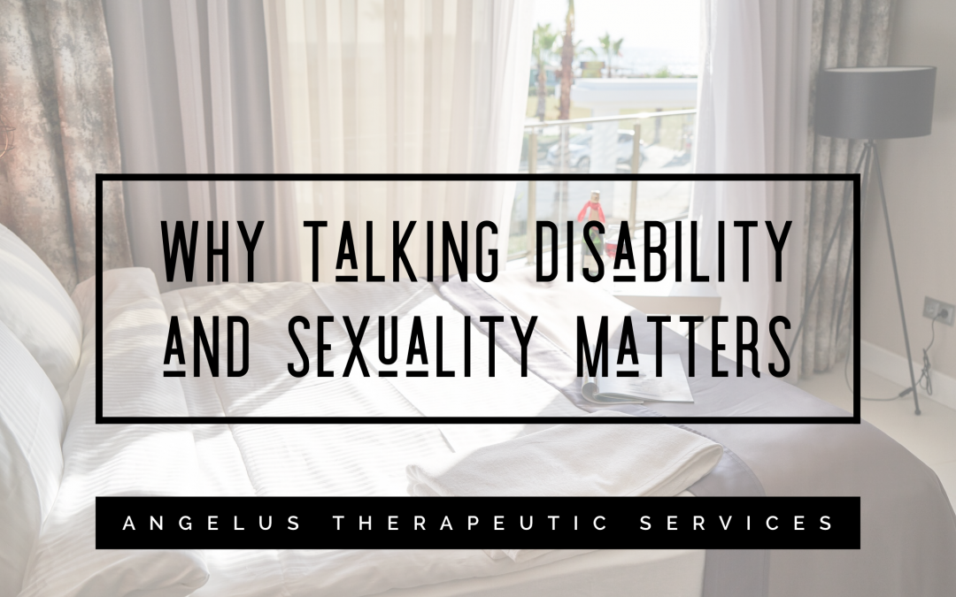 talking disability and sexuality