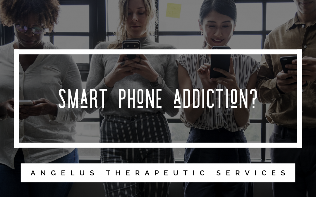How to tell if you are addicted to your smart phone