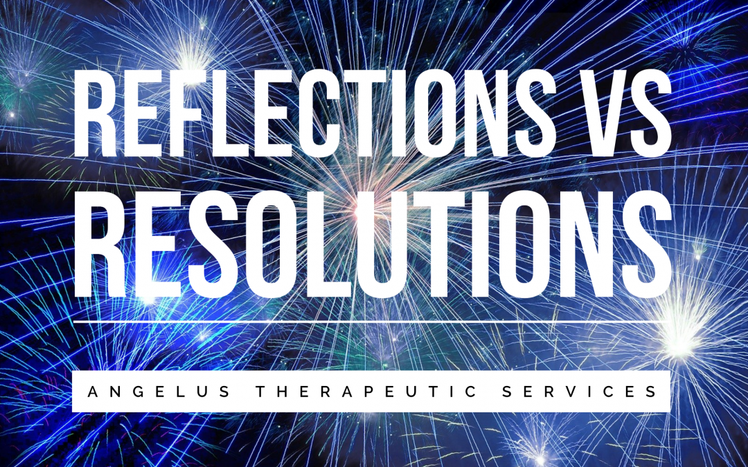 Reflections vs Resolutions