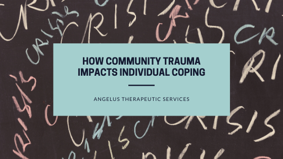 coping with crisis in our community