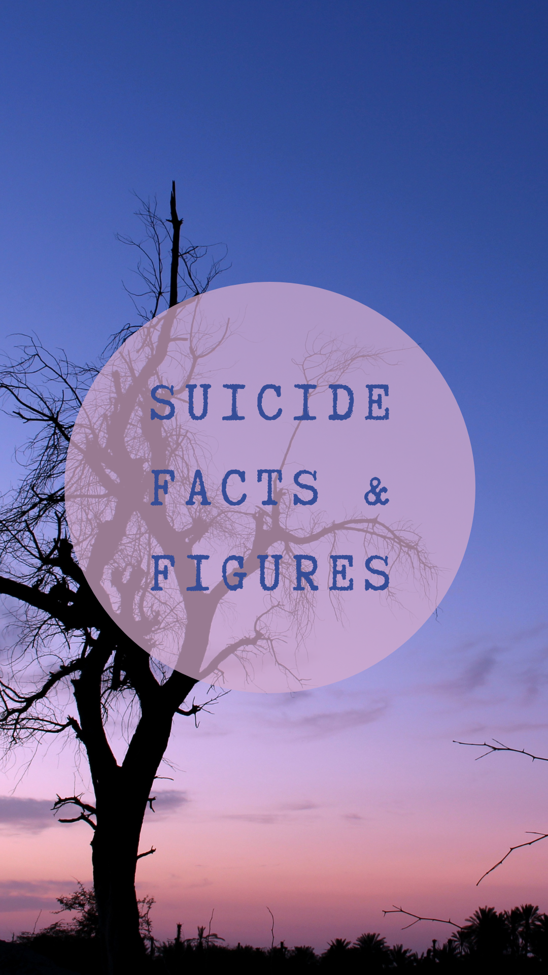 suicide facts and figures