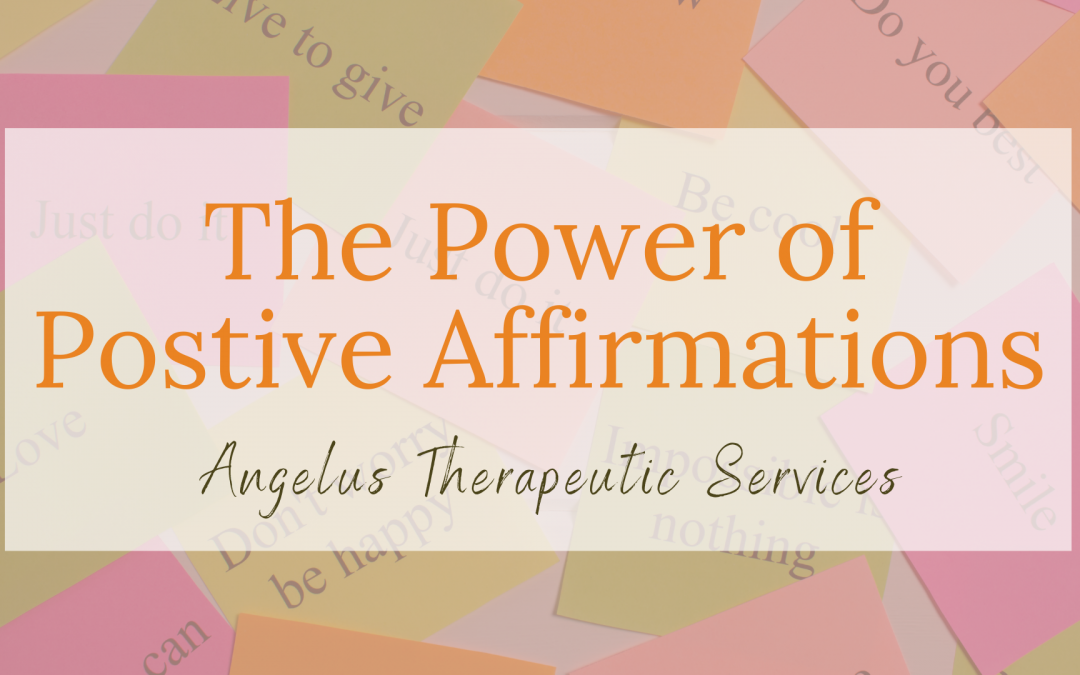 How to Shape the Way You Think & Feel With Positive Affirmations