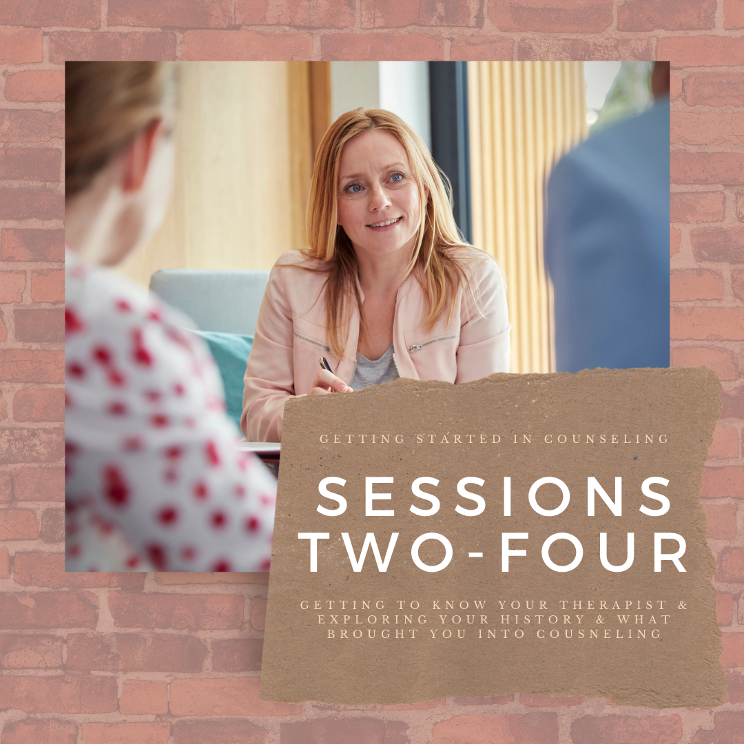sessions two through four