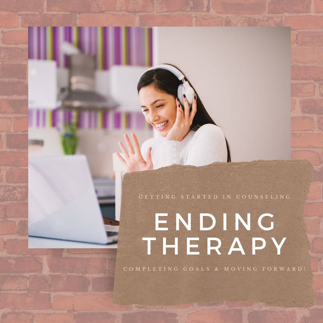 ending therapy sucessfully