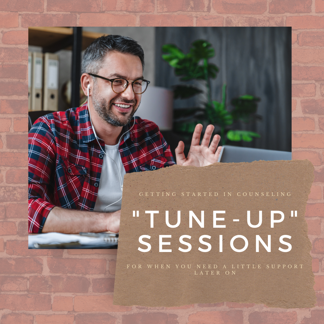 Tune up sessions- for when you need support after closing